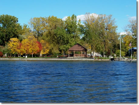 Vitale Park on Conesus Lake